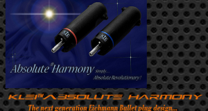 KLEI Absolute Harmony RCA plugs by BR