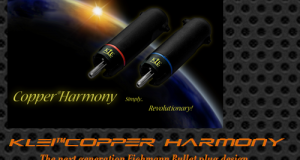 KLEI Copper Harmony RCA plugs by Neville Roberts (Hi-Fi Choice/UK)