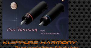 KLEI™Pure Harmony (Bullet) plugs by Stefano Bertoncello (Two Good Ears)