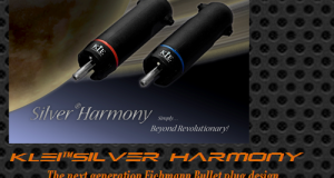 KLEI Silver Harmony RCA plugs by Neville Roberts (Hi-Fi Choice/UK)