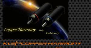 KLEI Copper®Harmony Phono/RCA plugs (as Digital/SPDIF) by Willy Low (AV2DAY.com)
