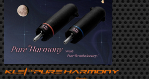 KLEI Pure®Harmony Phono/RCA plugs by Stefano Bertoncello (Two Good Ears)