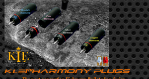 KLEI™Harmony Plugs (The next generation Eichmann Bullet Plug design)