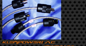 KLEI gPower2 AC/IEC-EU power cable by Adam Cormack (Eden Audio)