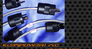 KLEI gPOWER3/SV AC power cables by BH