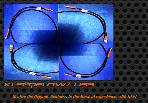 KLEI QFLOW7 USB by HiFi Choice